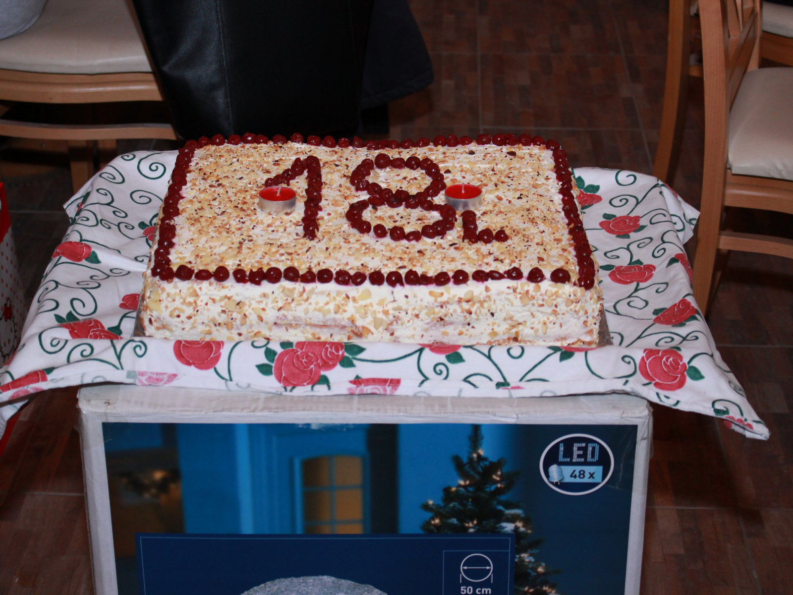 18 urodziny Angeliki